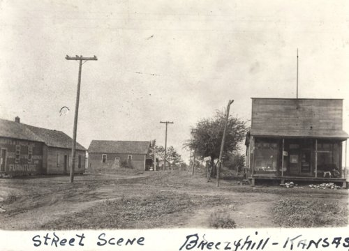 Breezy Hill mining camp, Crawford County, Kansas - Page