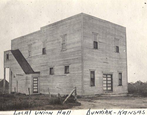 Dunkirk mining camp, Crawford County, Kansas - Page