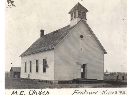 Foxtown mining camp, Crawford County, Kansas - Page