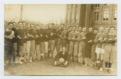 Kansas State Normal team, Emporia, Kansas - Page