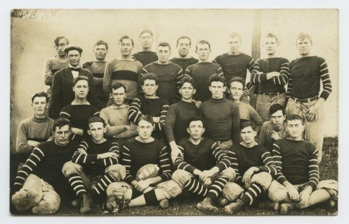 Kansas State Normal football team, Emporia, Kansas - Page