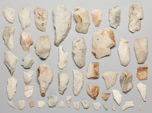 Lithic Cache from the Mem Site, 14MN328 - Page