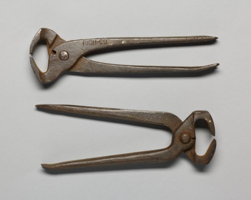 Hoof Nippers from the Plowboy Site, 14SH372 - Page