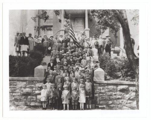 Holy Trinity Orthodox church, Kansas City, Kansas - Page