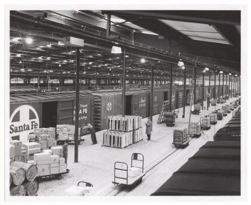 Atchison, Topeka & Santa Fe Railway Company freight station, Kansas City, Missouri - Page