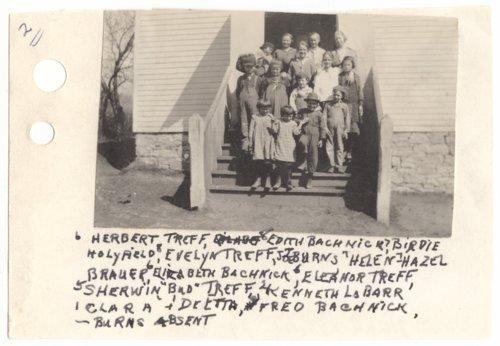 Brauier School, Wyandotte County, Kansas - Page