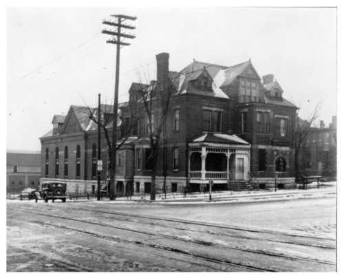 City jail in Kansas City, Kansas - Page