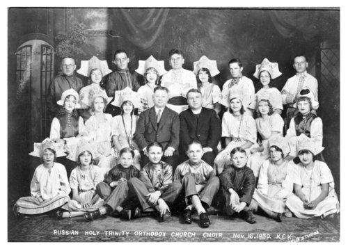 Holy Trinity choir, Kansas City, Kansas - Page