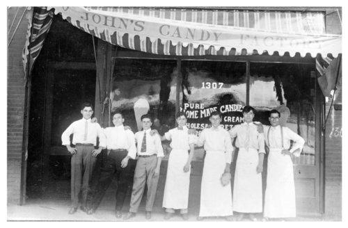 Two John's Candy Factory, Kansas City, Missouri - Page