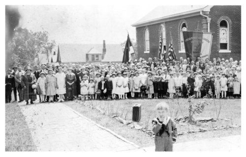 Consecration of St. George Serbian Orthodox Church, Kansas City, Kansas - Page