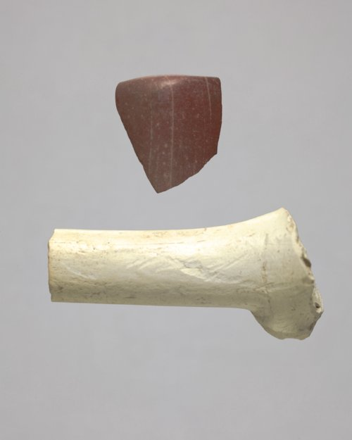 Two Pipe Fragments from the Fanning Site, 14DP1 - Page