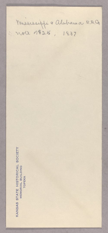 Kansas Territory versus Henry Waffle, Douglas Waffle for obtaining goods under false pretenses - Page