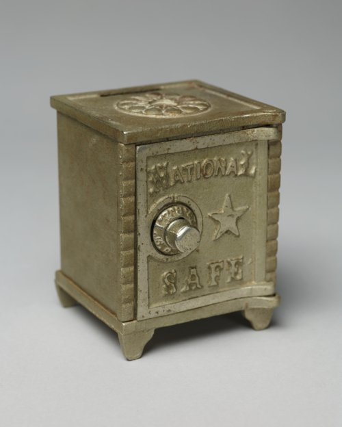Toy safe - Page