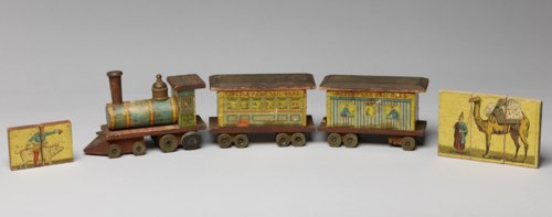 Toy train - Page