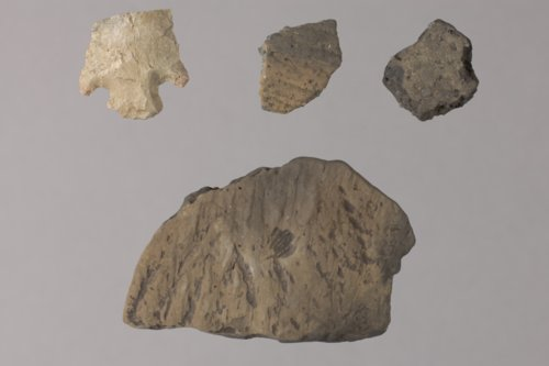 Artifact Collection from the Krob Site, 14RP319 - Page