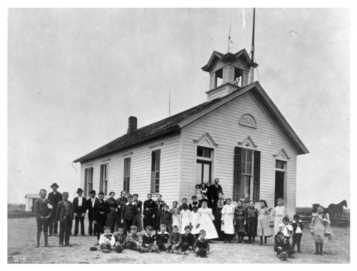 Fairview Noll School photograph - Page