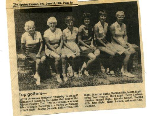 The Newton Kansan newspaper June 18, 1982 - Page