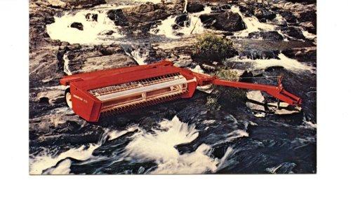 Hesston Corporation postcard - Page
