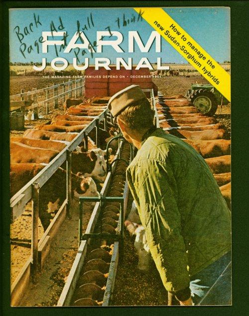 Farm Journal, December 1964 - Page