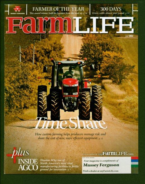 Farm Life, Fall 2012 - Page