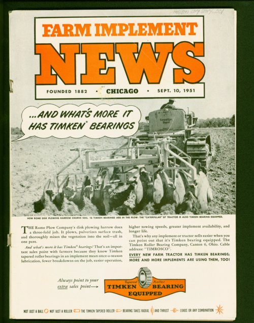 Farm Implement News - Page