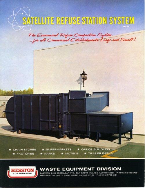 Hesston equipment flyer - Page
