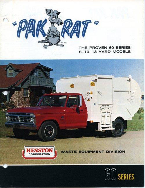 Pak rat flyer - Page