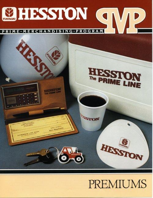 Fiatagri Hesston Prime brochure - Page