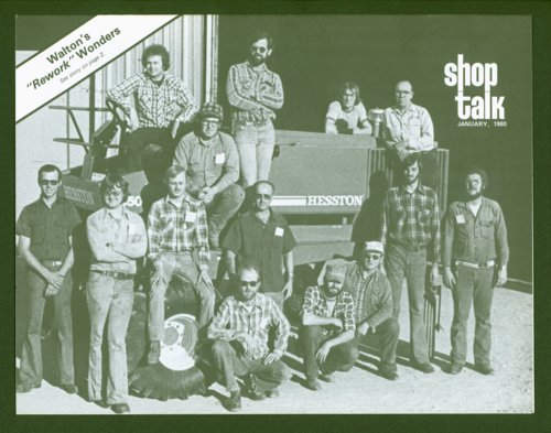 Shop Talk, January 1980, newsletter - Page