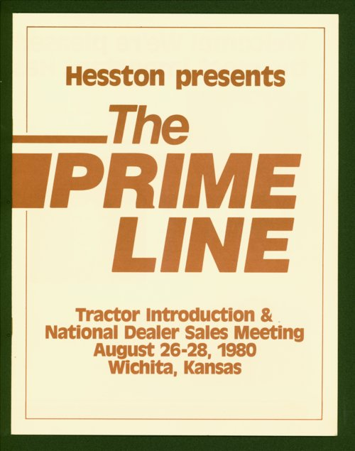 The Prime Line, August 1980, brochure - Page