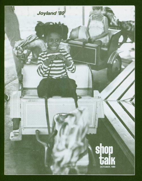 Shop Talk, October 1980, newsletter - Page