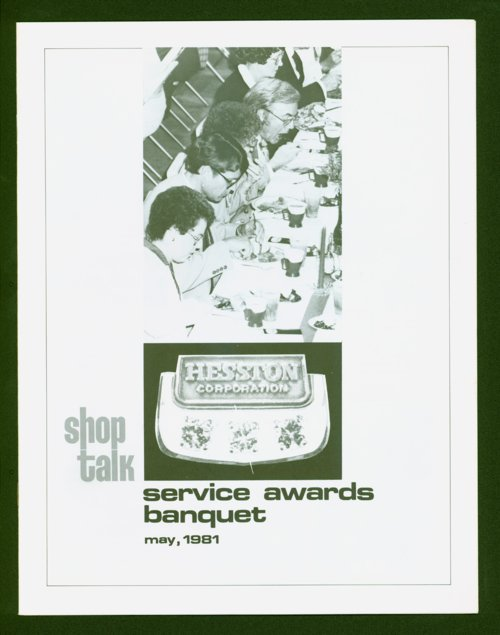 Shop Talk, May 1981, newsletter - Page