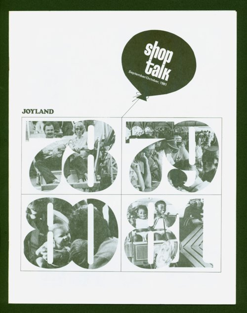 Shop Talk, September/October, 1981, newsletter - Page