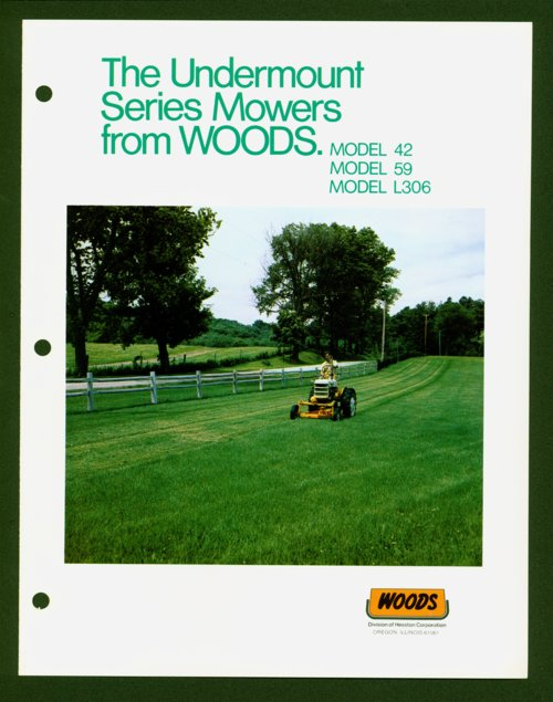 Woods product brochure - Page