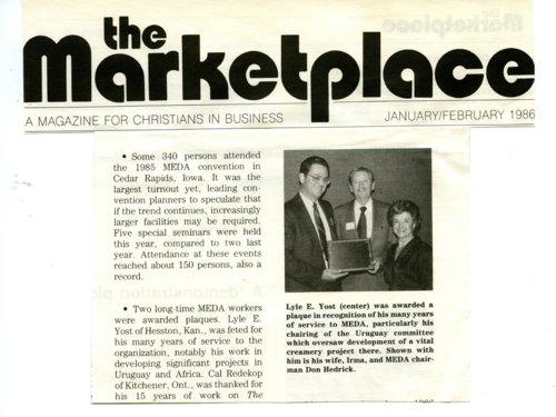The Marketplace magazine - Page