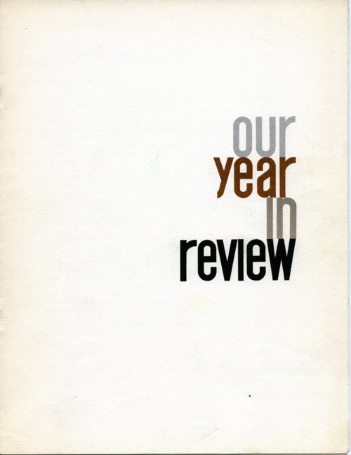 Year-end message - Page