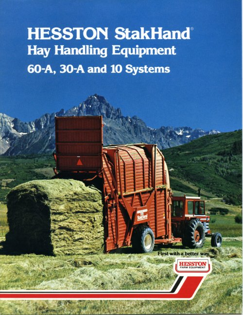 Hesston StakHand flyer - Page
