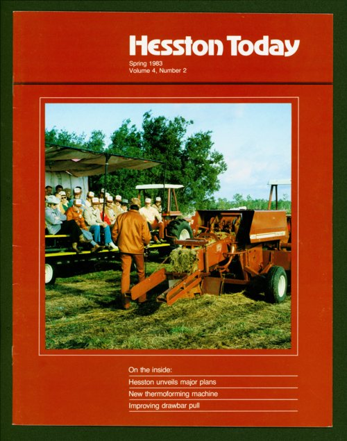 Hesston Today magazine - Page