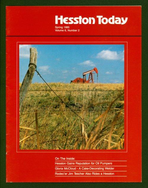 Heston Today magazine - Page