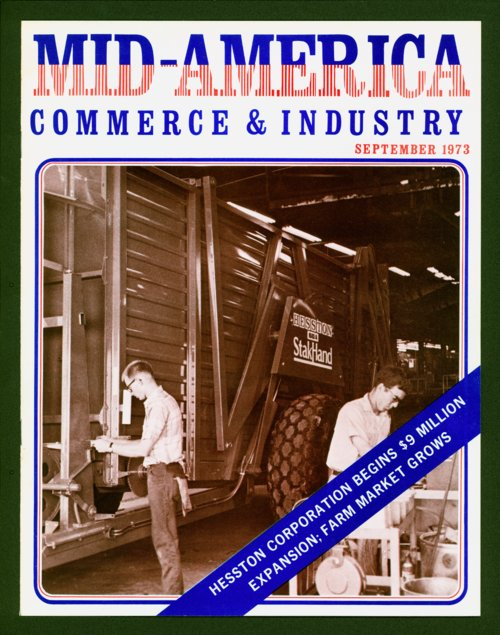 Mid-America Commerce and Industry magazine - Page