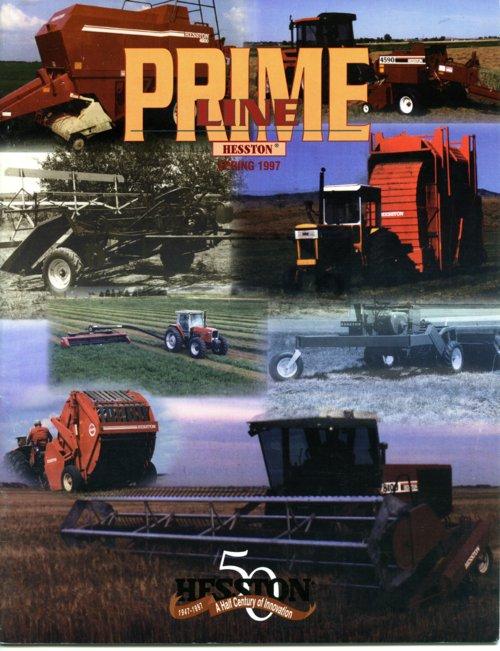 Prime Line Hesston magazine - Page