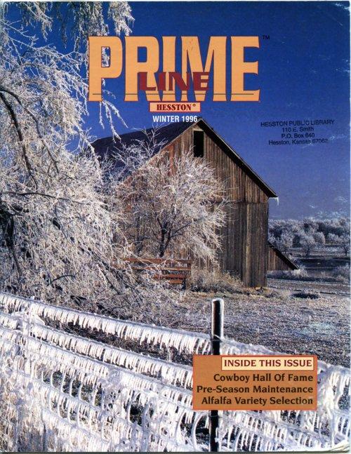 Prime Line magazine - Page