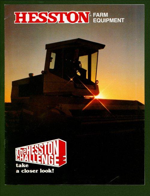 Hesston farm equipement publication - Page