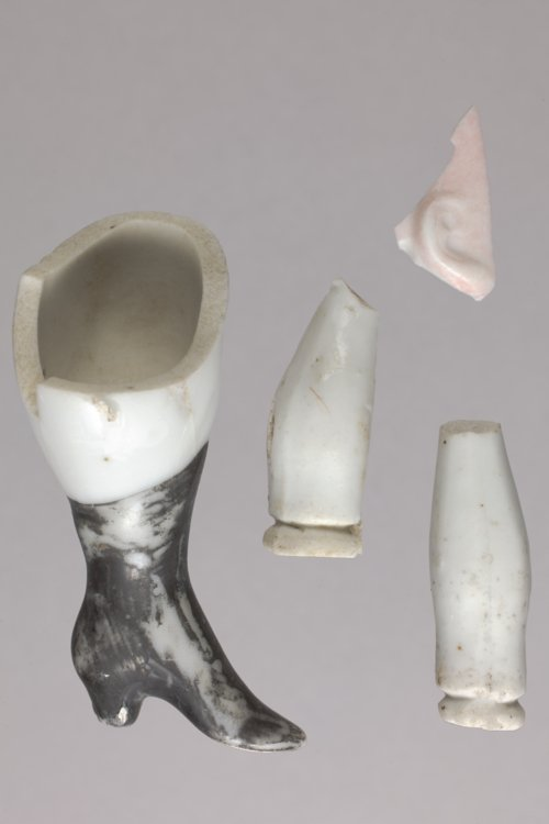 Doll Fragments from the Plowboy Site, 14SH372 - Page