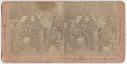 Twentieth Kansas Infantry, Malolos, Philippine Islands - Page