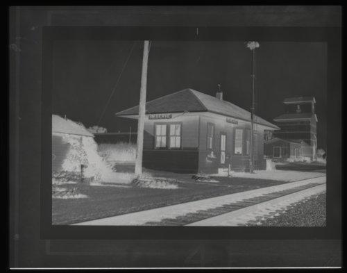Missouri Pacific Railroad depot, Reserve, Kansas - Page