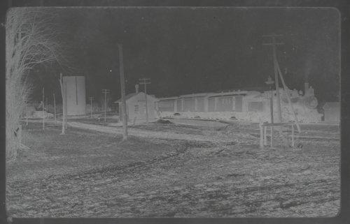 Atchison, Topeka & Santa Fe Railway Company depot, Welda, Kansas - Page