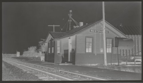 Missouri Pacific Railroad depot, Westphalia, Kansas - Page