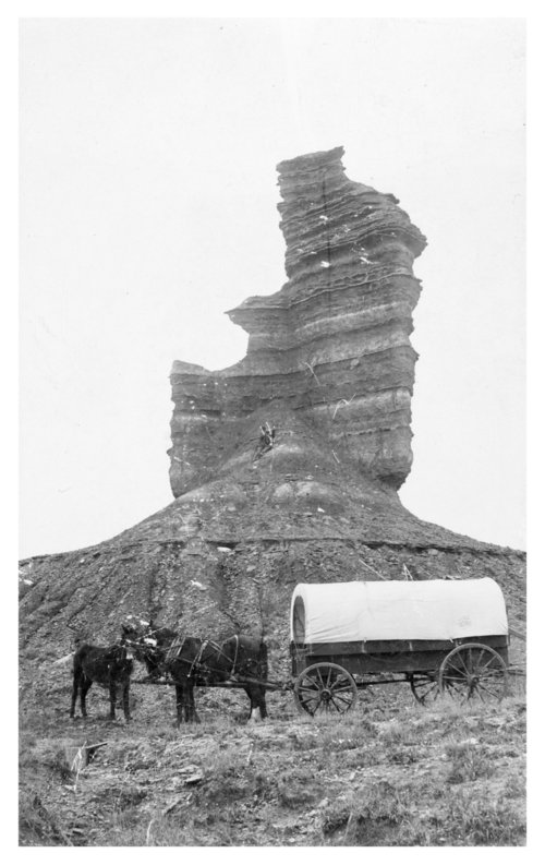 Photographer's wagon, Medicine Lodge, Kansas - Page
