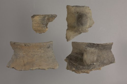 Rim Sherds from 14DP1 - Page